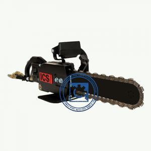 ICS 890F4 гидровлическая пила 38 см (для резки чугуна,ПВХ, полиэтилена)