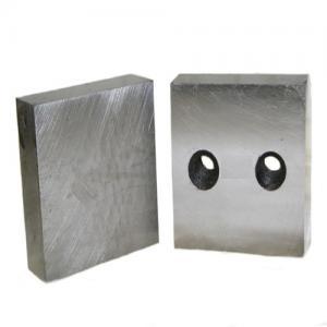 Комплект ножей для рубочного станка VPK Р-40 (2 отверстия)